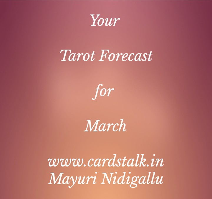 TarotScope: Your Tarot Forecast for April